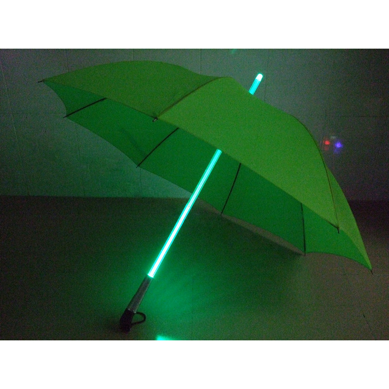 Led Umbrella Amazon: Hot Sale LED Umbrella Runner Light Saber Flash Light Night