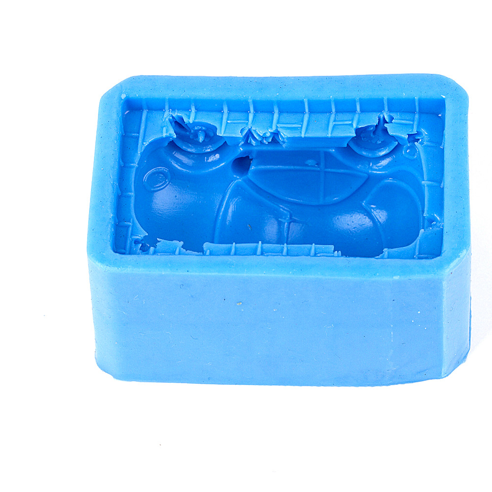 Brand New DIY Handmade Flexible Mold Soap Mold Silicone Moulds Crafts