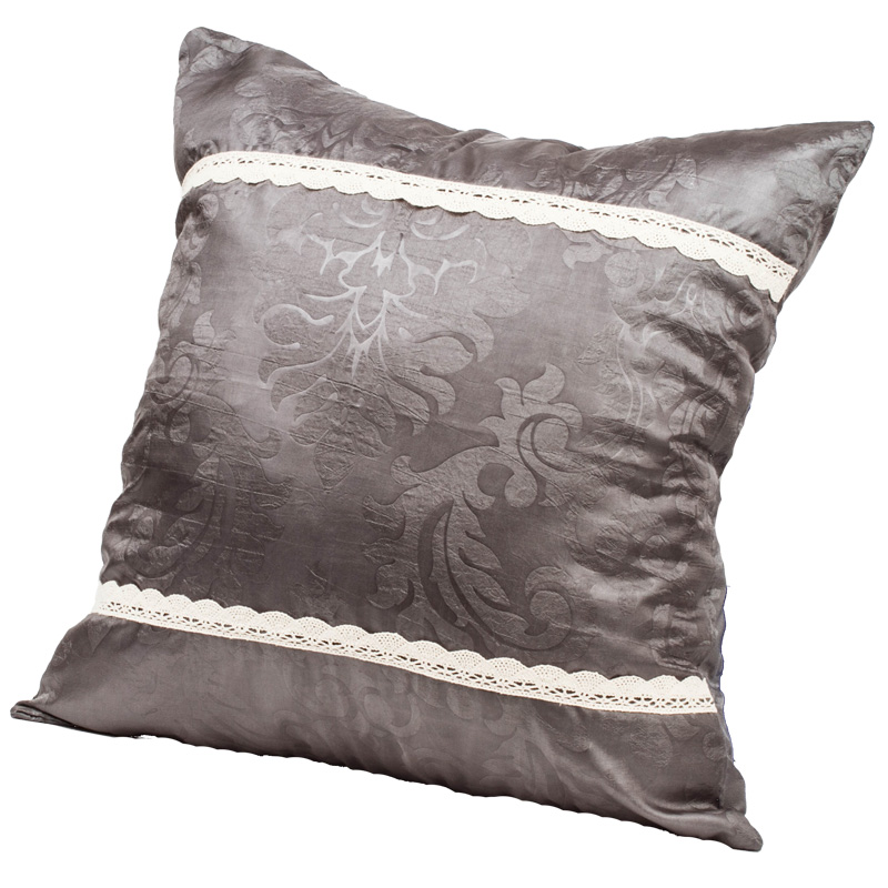 Throw Pillows With Lace : BN Cushion Cover Lace Throw Decor Print Sofa Cotton Pillow Cases Decor17 18 eBay