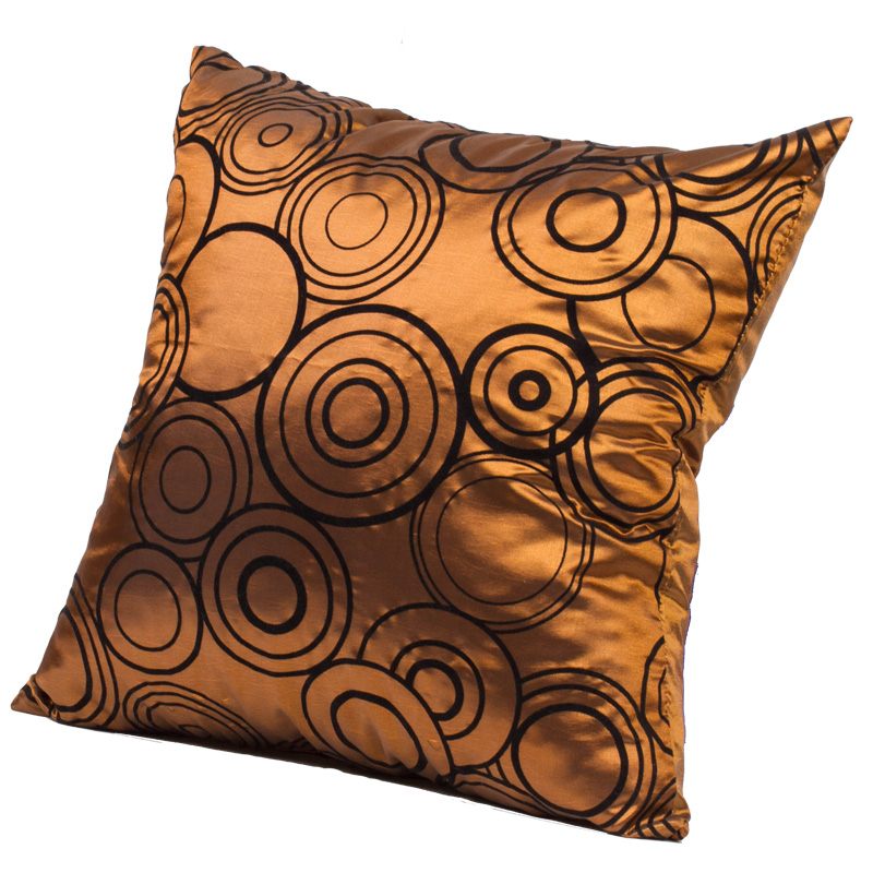 Silk Decorative Pillow Covers : Cushion Covers Taffeta/Faux Silk Decorative Throw Pillow Cases BN 18