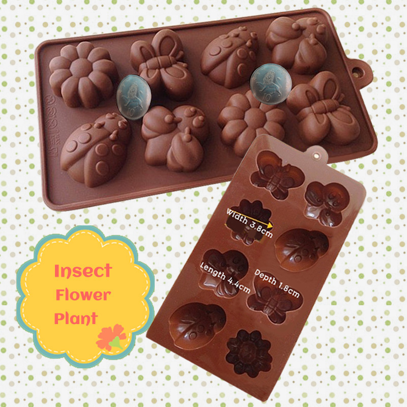 Hot Sale Silicone Cake Mold Baking Mold Chocolate Mold Handmade Mold Mould